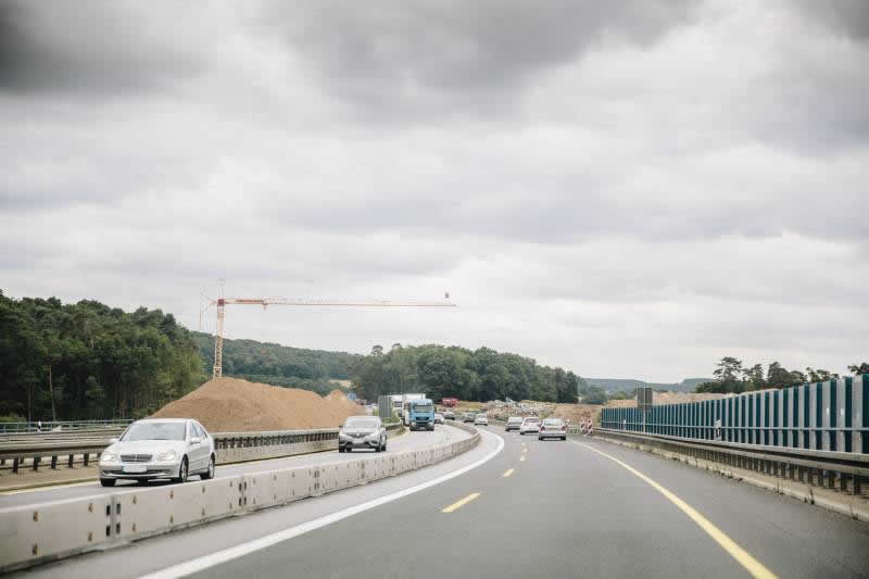 BAB A3, EO 259, AS Wertheim - AS Helmstadt